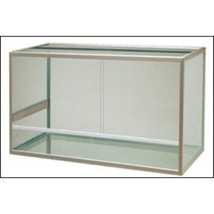 Terrarium - Aluminium - 125x50x80