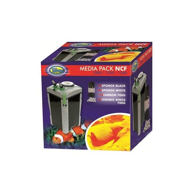 Aqua Nova NCF-1000/1500 - Filtermedia