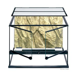 Exo Terra Medium Wide - Terrarium - 60x45x45