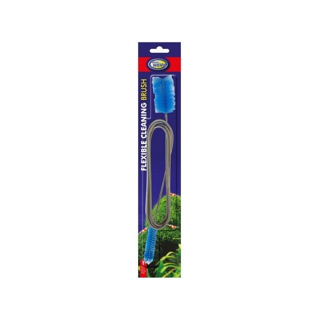 Aqua Nova - Slangborste - Flex -  160 cm - Slang mellan 9-25 mm