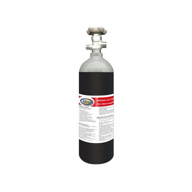 Aqua Nova Gasflaska CO2 - 2 liter koldioxid