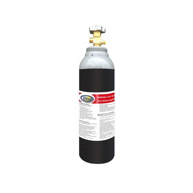 Aqua Nova Gasflaska CO2 - 5 liter koldioxid