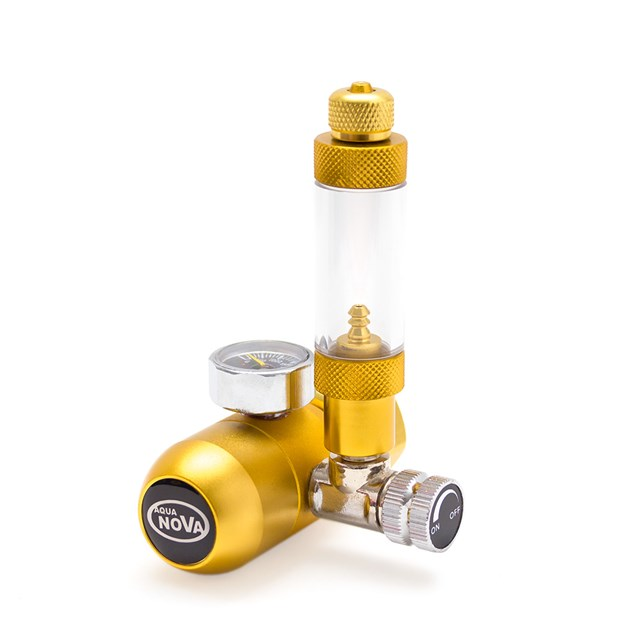 Aqua Nova - Tryckregulator - Koldioxid (CO2)