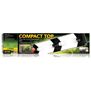 Exo Terra Compact Top - Large - Ljusramp 90 cm