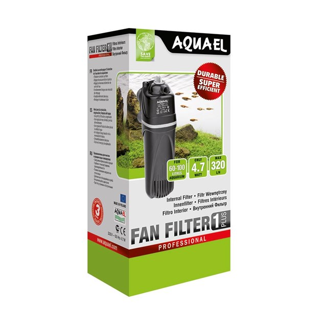 Aquael - Fan 1+ Innerfilter