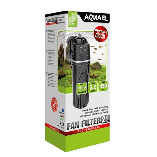Aquael - Fan2+ Innerfilter