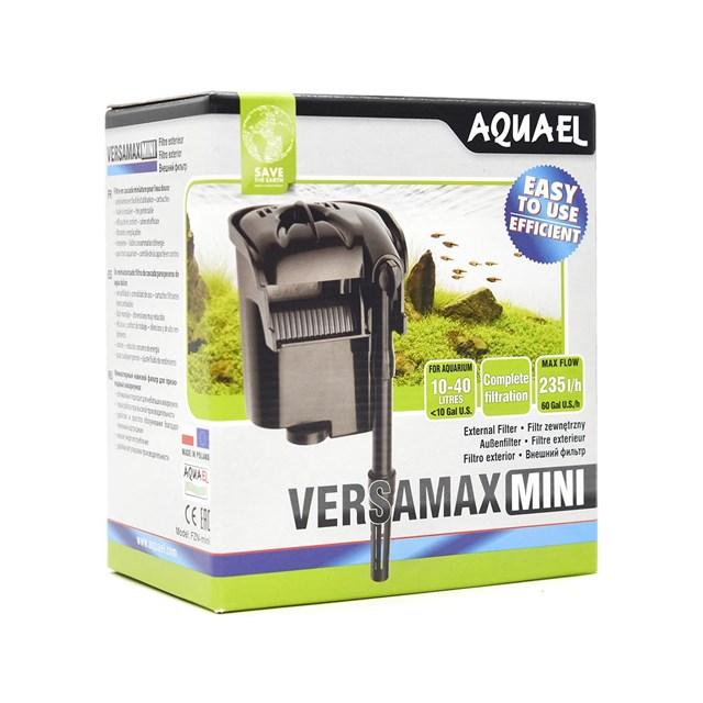 Aquael - VersaMax Mini - Påhängsfilter