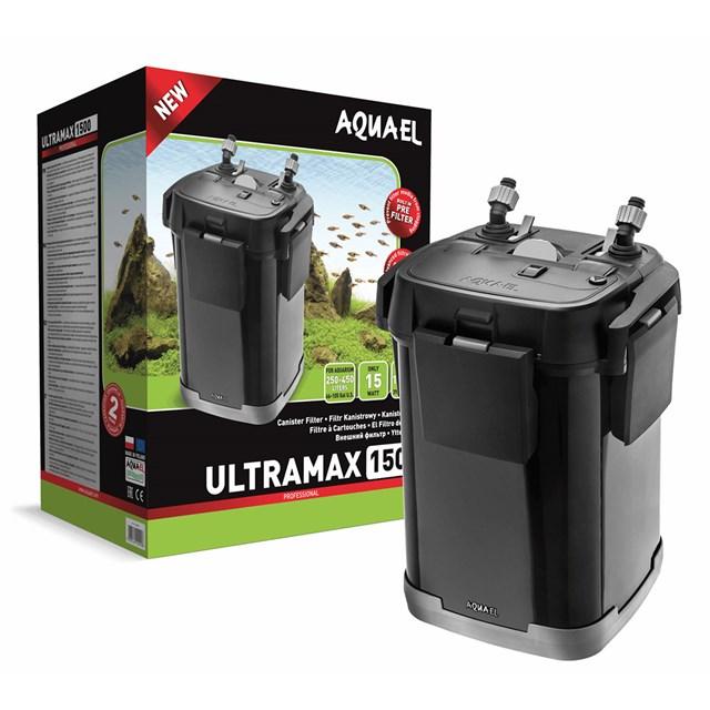 Aquael - UltraMax 1500 Ytterfilter