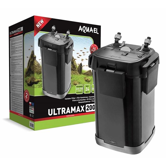Aquael - UltraMax 2000 Ytterfilter
