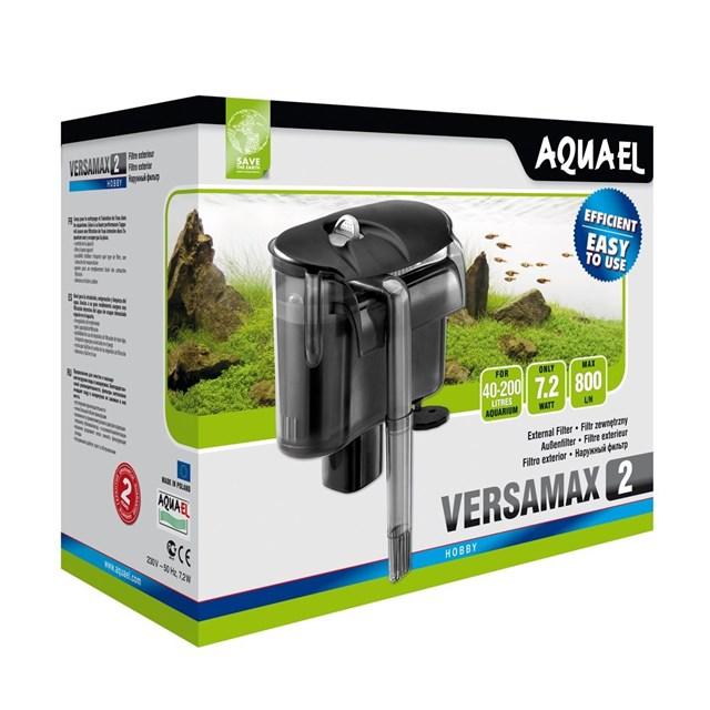 Aquael - VersaMax 2 - Påhängsfilter