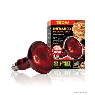 Exo Terra Infrared Basking Spot 150 W - Infraröd värmelampa