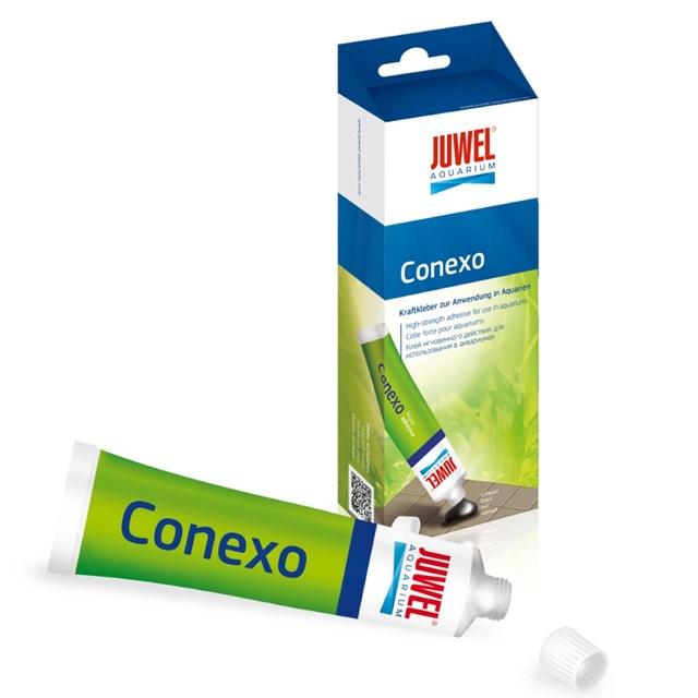 Juwel Conexo - plast/glaslim - 80 ml - Svart