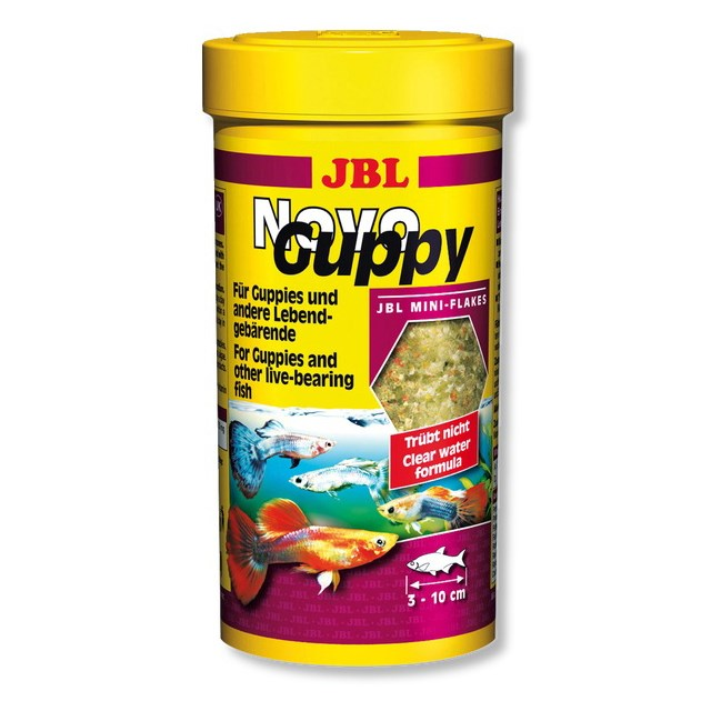 JBL Novo Guppy - 100 ml