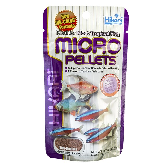 Hikari Micro-Pellets - 22 g