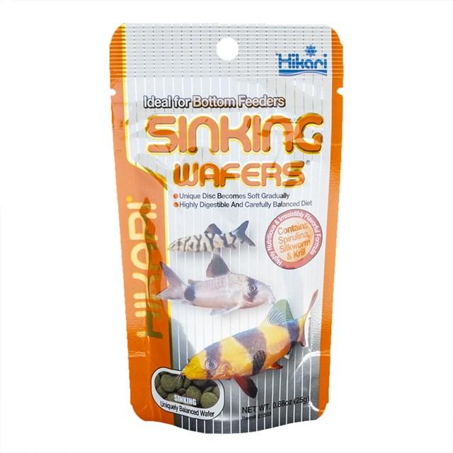 Hikari Sinking Wafers - 25 g