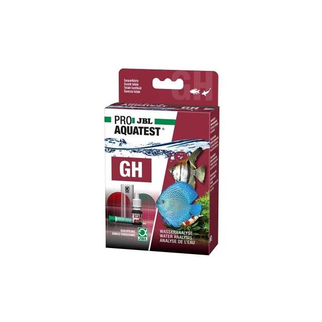 JBL Pro Aquatest - GH-test - Totalhårdhet