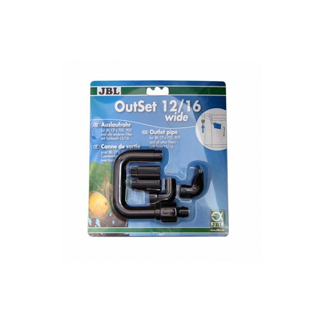 JBL OutSet - 12/16 mm - (Greenline e701/e901)