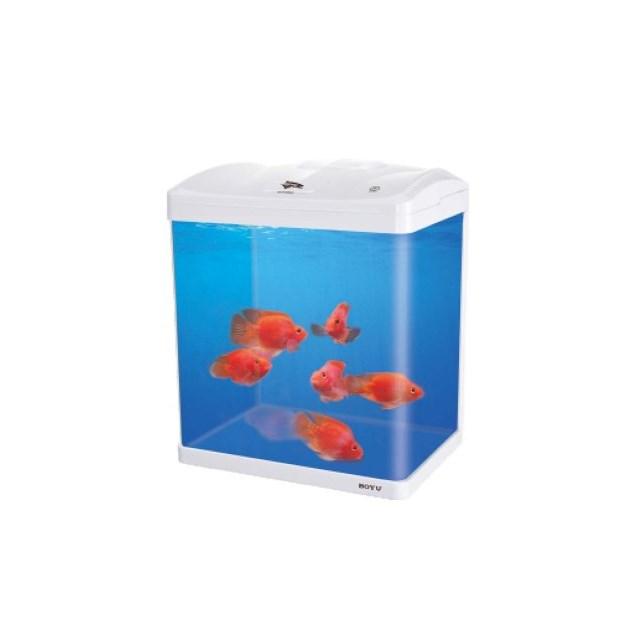 Boyu Akvarium - LED - Vit - 33L