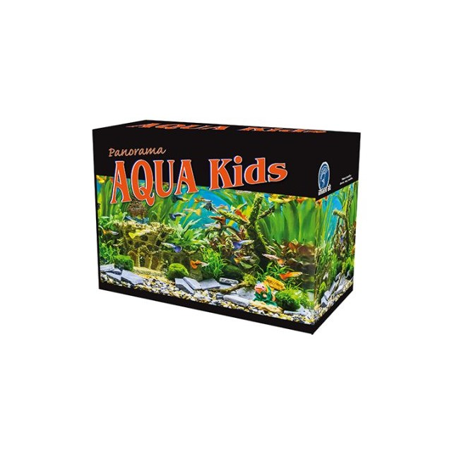 Aqua Kids - Pacific 28L - Black Edition