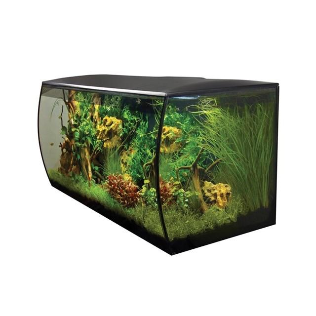 Fluval Flex Akvarium - 123 liter - Svart