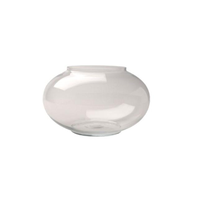 Glaskupa / Guldfiskskål - 40 cm - 19 liter