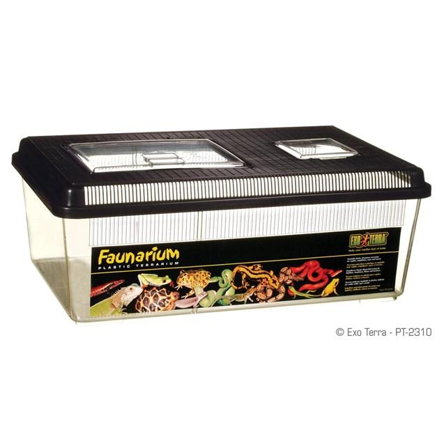 Exo Terra Faunarium - X-Large / Wide - Petbox 2310