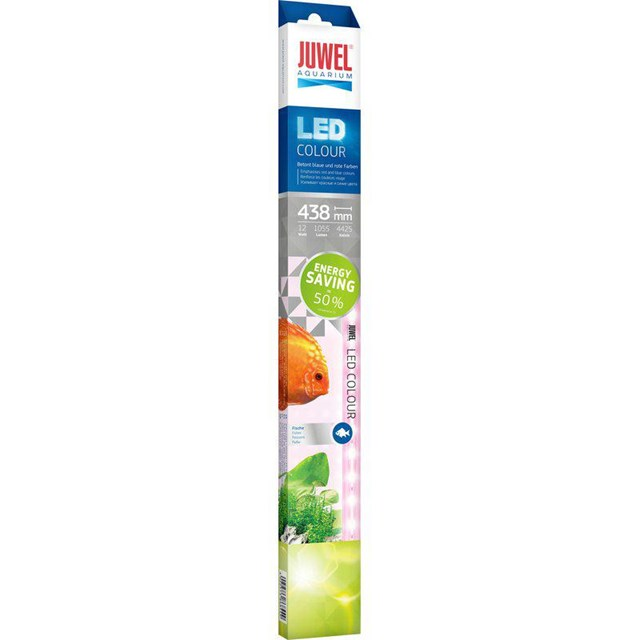Juwel LED-rör - Colour 12w / 438 mm