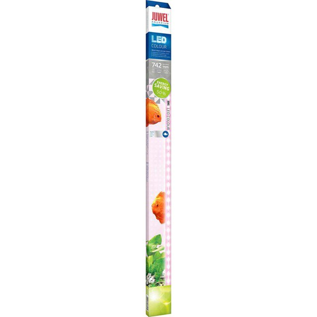 Juwel LED-rör - Colour 19w / 742 mm