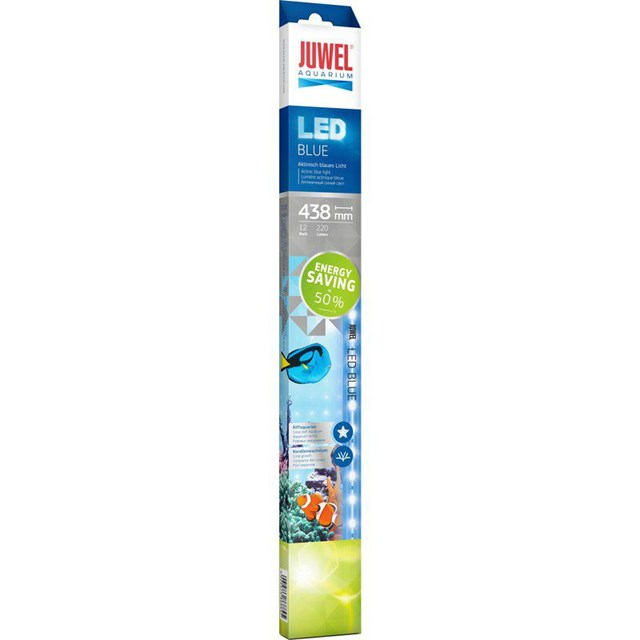 Juwel LED Blue lysrör - 438 mm - 10 W
