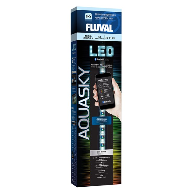 Fluval AquaSky 2.0 LED - 38-61 cm - 12 W