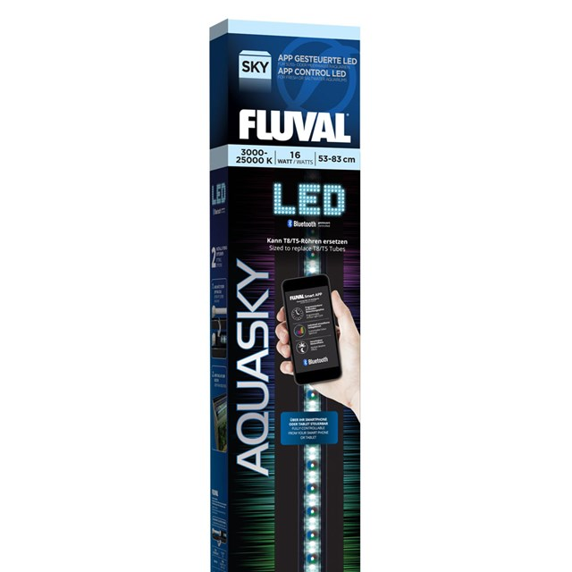 Fluval AquaSky 2.0 LED - 53-83 cm - 16 W
