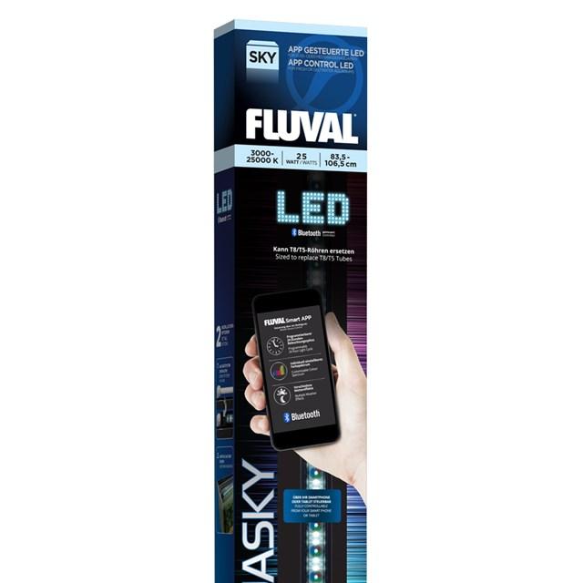 Fluval AquaSky 2.0 LED - 83-106,5 cm - 25 W