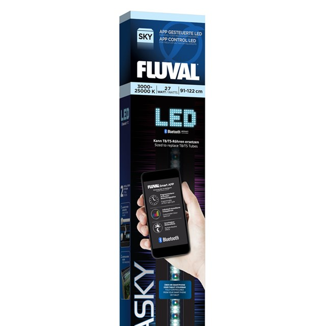 Fluval AquaSky 2.0 LED - 27w / 91-122 cm