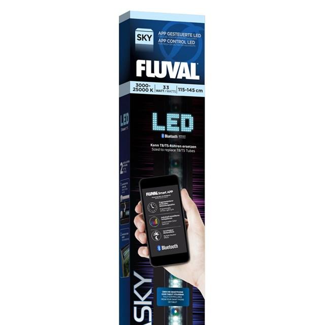 Fluval AquaSky 2.0 LED -  33w / 115-145 cm