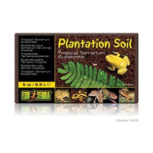 Exo Terra Plantation Soil - 8,8 L - Tropiskt Substrat