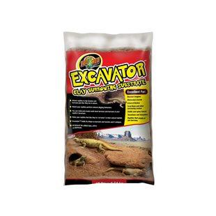 Zoo Med Excavator Clay - 4,5 kg - Grävsubstrat