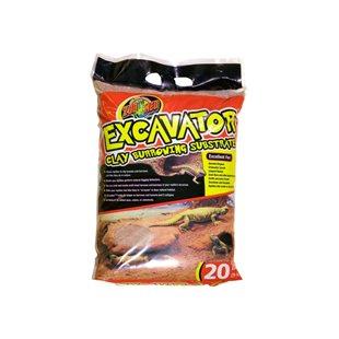 Zoo Med Excavator Clay - 9 kg - Grävsubstrat