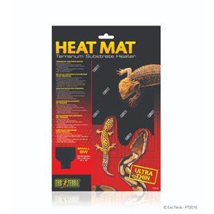 Exo Terra Heat Mat - Värmematta - 8 W - 20x20 cm