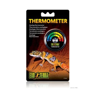 Exo Terra Termometer - Rund