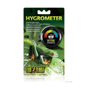 Exo Terra Hygrometer - Rund fuktmätare