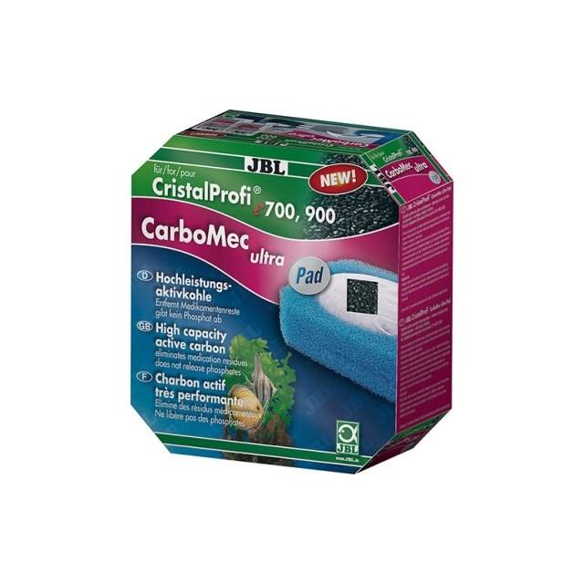 JBL Carbomec - Filtermatta/påse - CP e701/e901