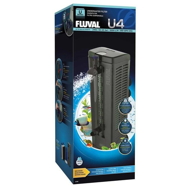 Fluval U4 - 1000 l/h - Innerfilter