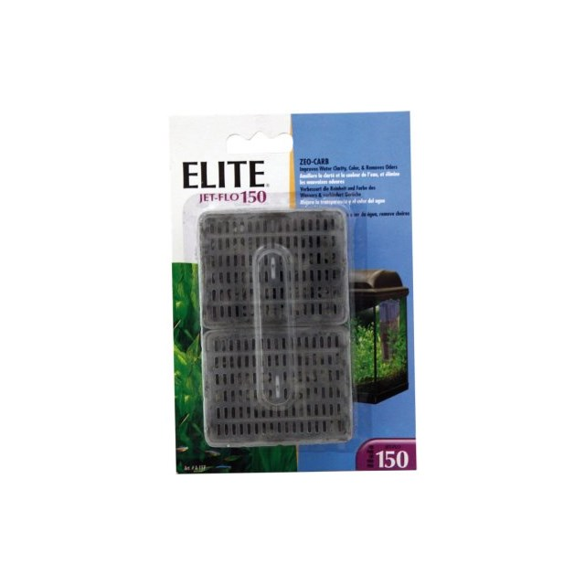 Elite Jet-Flo 150 - Filterkassett - Kol