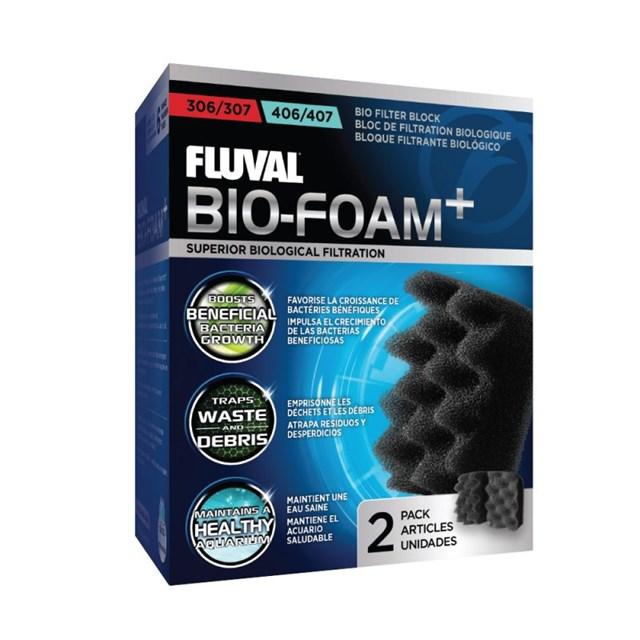 Fluval 304-307/404-407 - Biofoam - Filtermatta - 2-pack