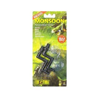 Exo Terra Monsoon Nozzles - 2 st munstycken