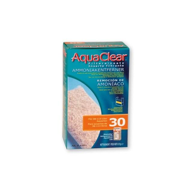AquaClear 30 - Ammoniakborttagare - 121 gr