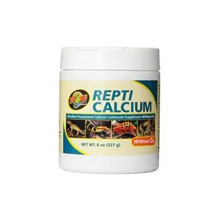 Zoo Med Repti Calcium - 227 g - Utan D3 Utan Fosfor