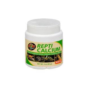 Zoo Med Repti Calcium - 85 g - Med D3 Utan Fosfor
