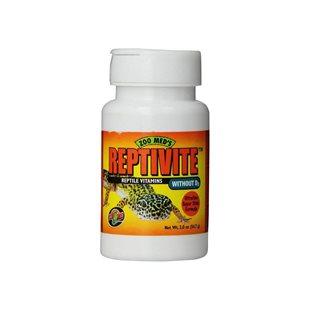 Zoo Med Reptivite - 56.7 g - Utan D3 Med Fosfor