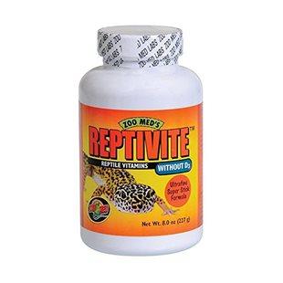 Zoo Med Reptivite - 227 g - Utan D3 Med Fosfor